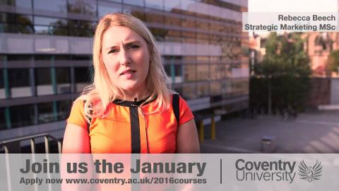 Developing Key Skills - Postgraduate study at Coventry University