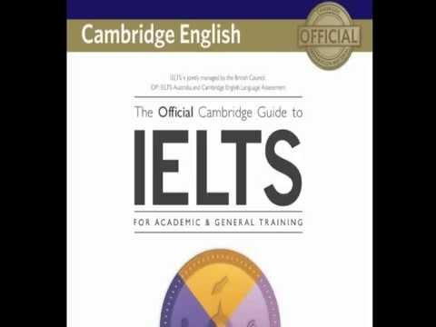 IELTS listening Test 8 - Official Cambridge Guide to IELTS