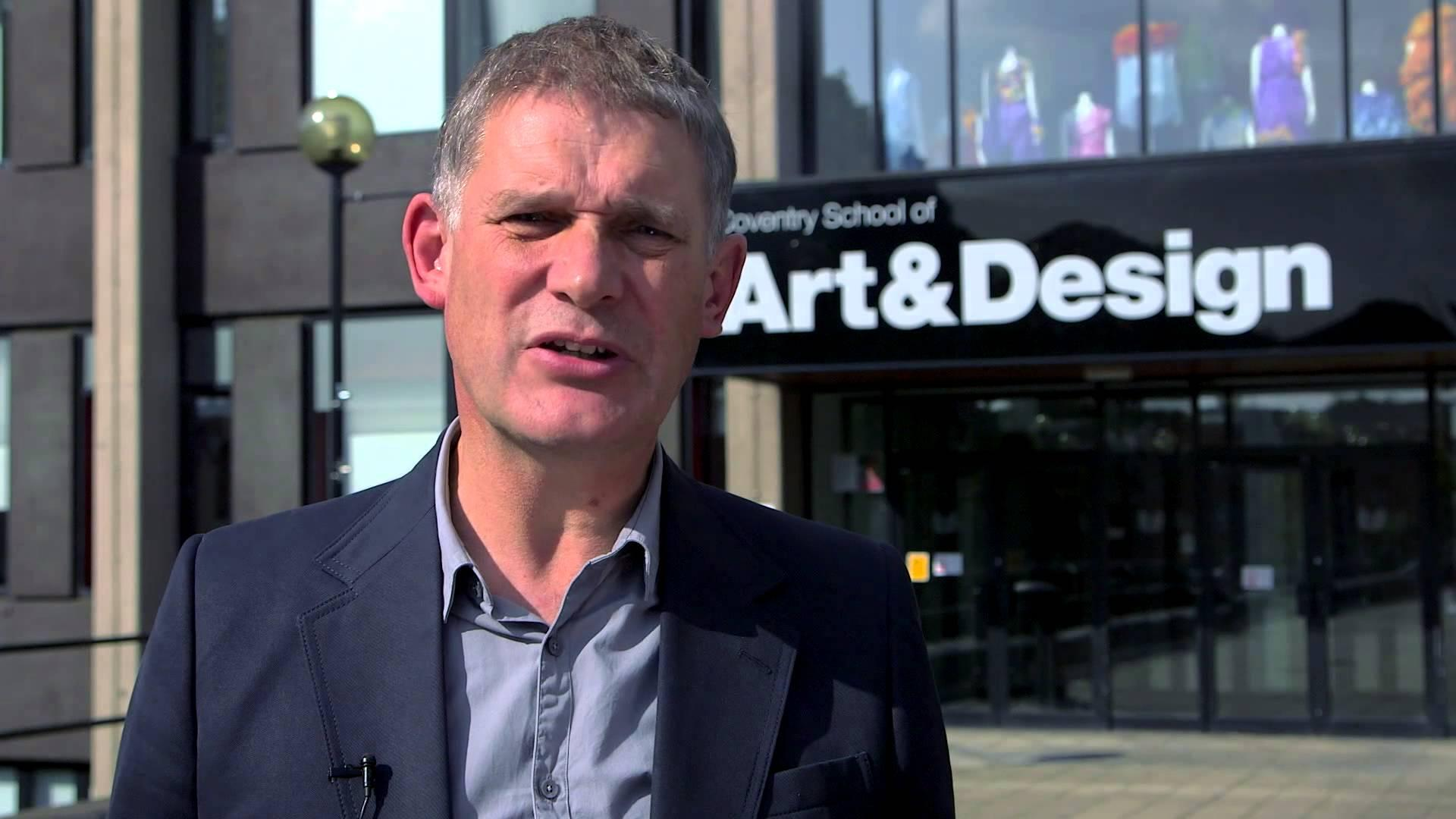 Postgraduate Study: Coventry School of Art and Design