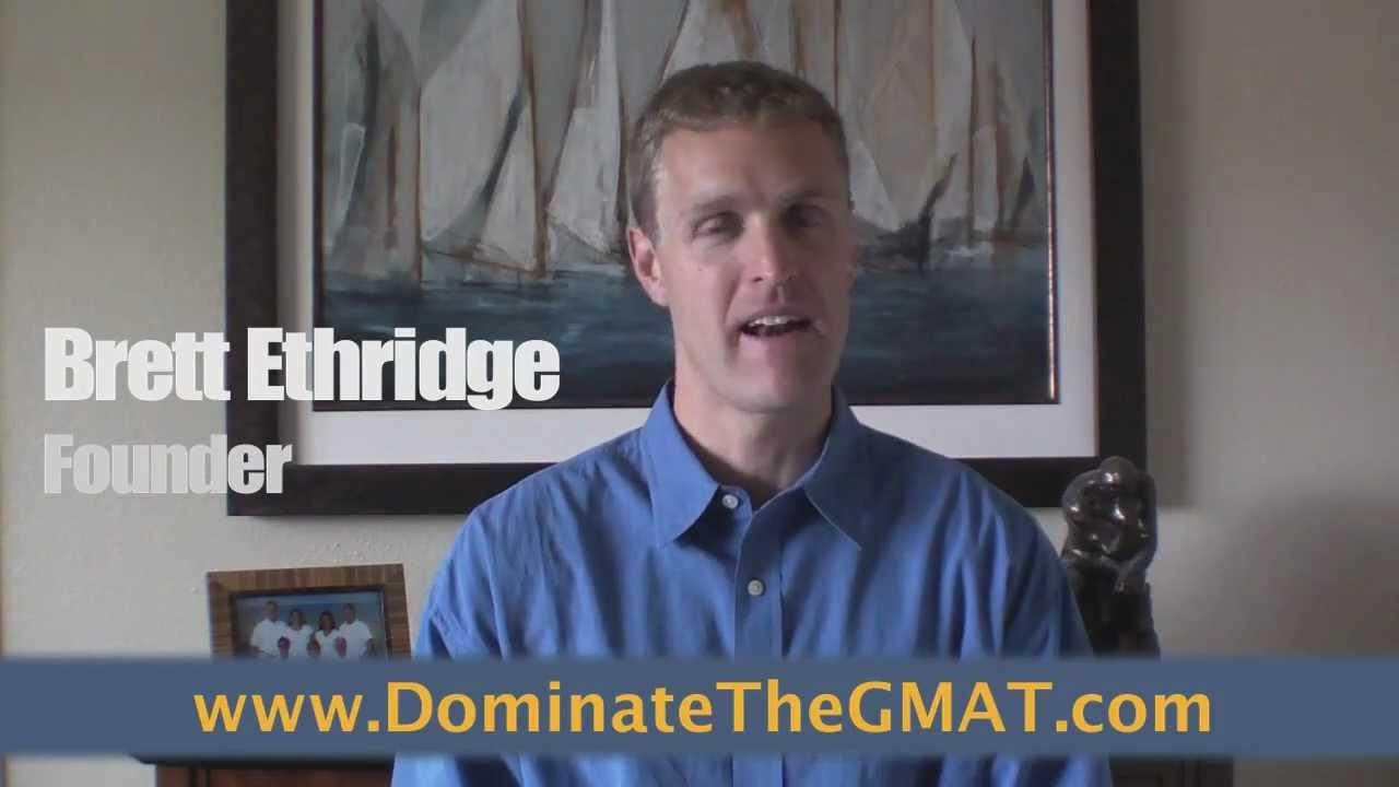 GMAT Reasoning- New GMAT Format