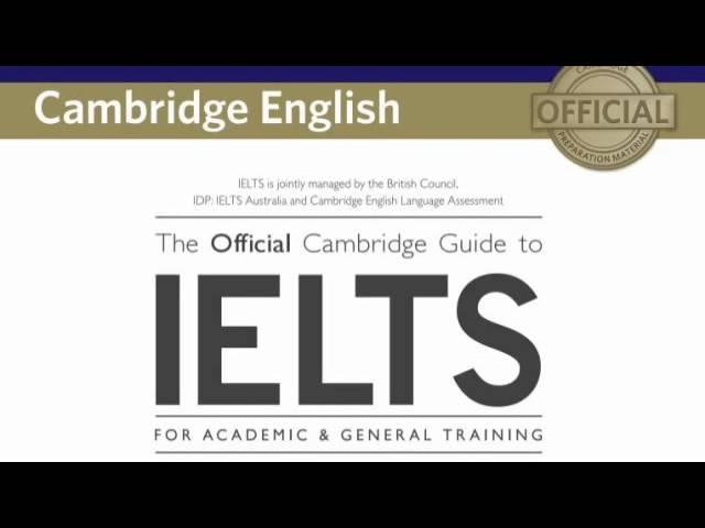 IELTS listening Test 5 - Cambridge Guide to IELTS