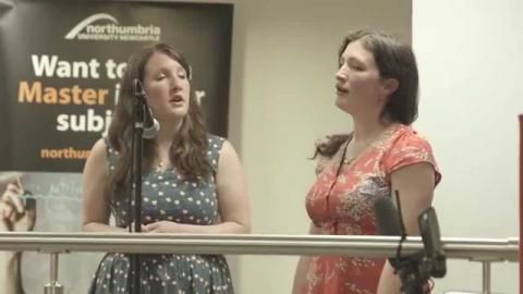 The Unthanks at Reveal 2015