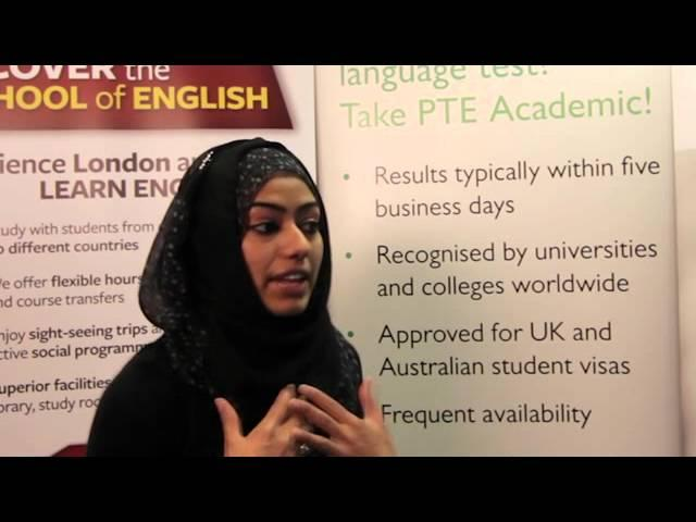 PTE Academic English Test, Students' Testimonials