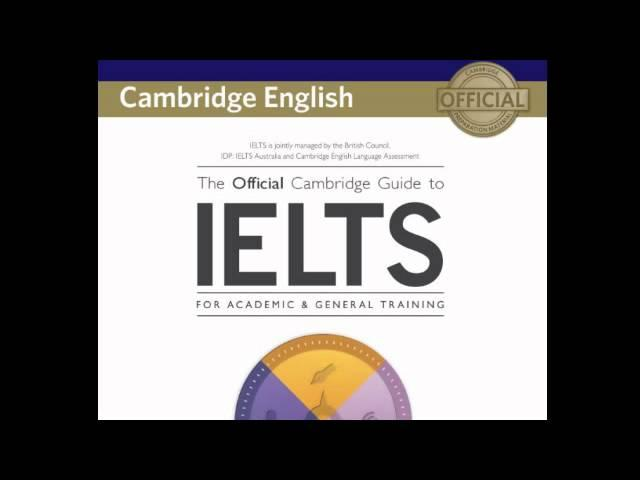 IELTS listening Test 6 - Cambridge Guide to IELTS