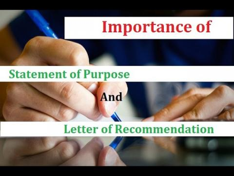 Importance of SOP and LOR to Get Admission in Abroad